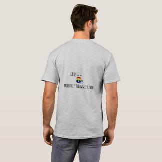 T-shirt de taux de suicide d'ados de LGBTQ