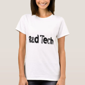 T-shirt de technologie de rad