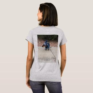 T-shirt de teckel de Mykish