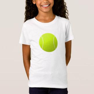 T-shirt de tennis de filles