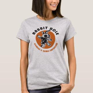 T-shirt de terrier de lapin
