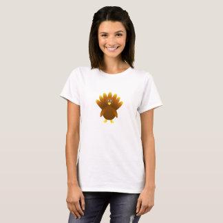T-shirt de thanksgiving