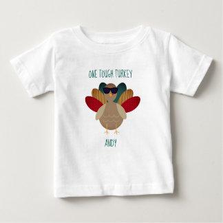 "T-shirt de thanksgiving ""de la Turquie dure"" avec"
