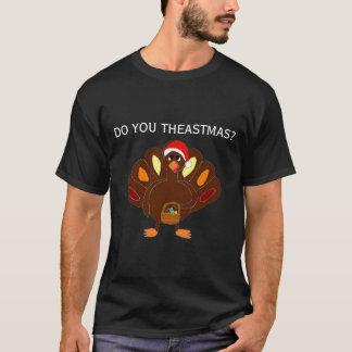 T-shirt de Theastmas des hommes