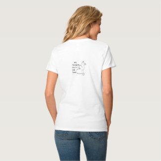 T-shirt de thérapeute