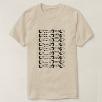 T-shirt de thewater d'ébullition