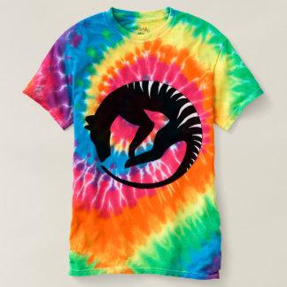T-shirt De Thylacine chemise vivante de logo encore