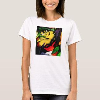 T-shirt de tigre de Franz Marc