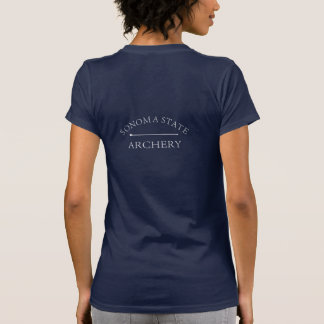 T-shirt de tir à l'arc du SSU des femmes