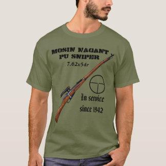 T-shirt de tireur isolé de 2ème guerre mondiale