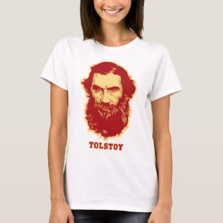 T-shirt de Tolstoy
