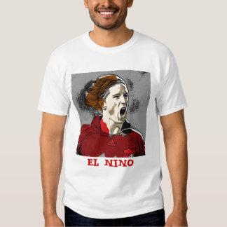 T-shirt de Torres