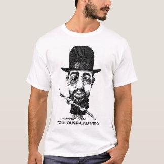 T-shirt de Toulouse-Lautrec