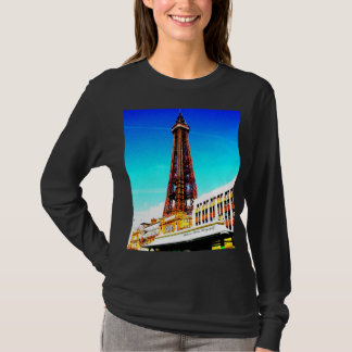 T-shirt de tour de Blackpool