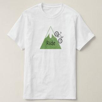 """T-shirt de """"tour"""" de vélo de montagne"""