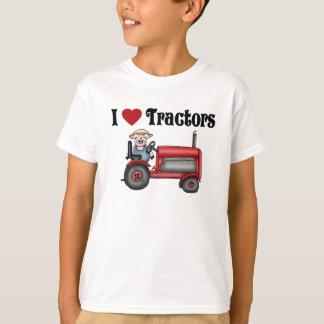 T-shirt de tracteur