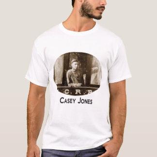 T-shirt de train de Casey Jones