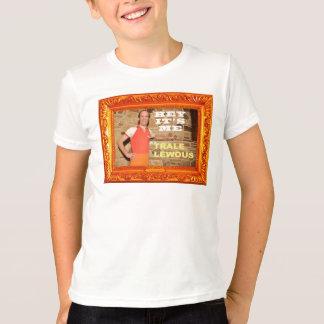 T-shirt de Trale Lewous de l'enfant
