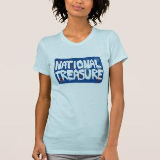 T-shirt de trésor national