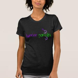 T-shirt de tribu de dames de Krav Maga