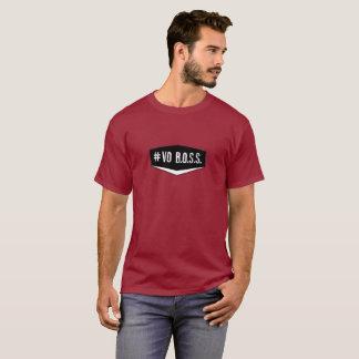 T-shirt de type de Vo B.O.S.S.