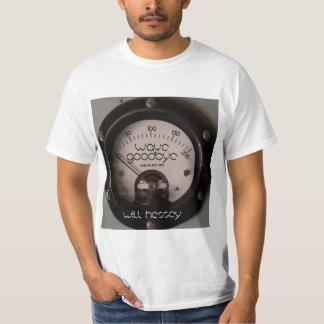 """T-shirt de """"vague au revoir"""""""
