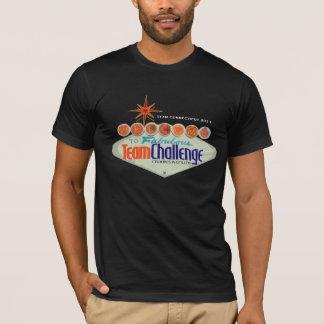 T-shirt de VEGAS le Connecticut de défi d'équipe