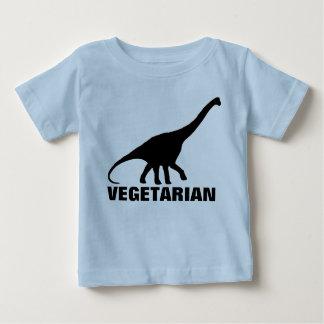 T-shirt de VÉGÉTARIEN de dinosaure