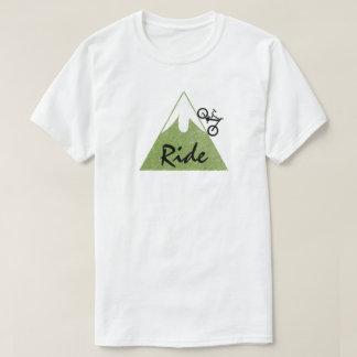 T-shirt de vélo de montagne