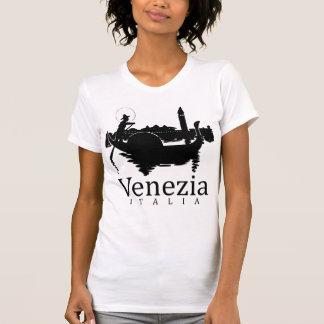 T-shirt de Venezia Italie pour les filles qui