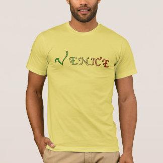 T-shirt de Venise