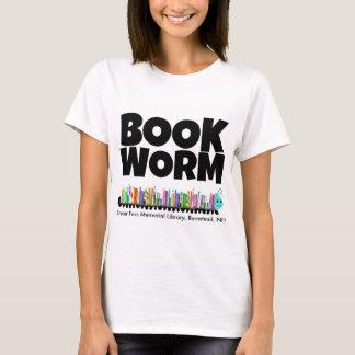 T-shirt de ver de livre d'OFML