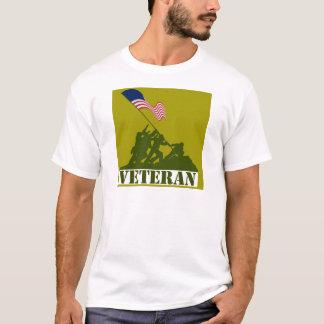 T-shirt de vétéran