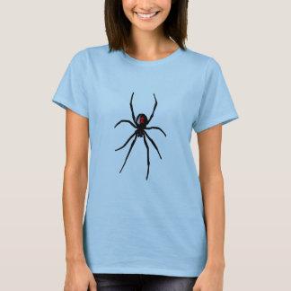 T-shirt de veuve noire