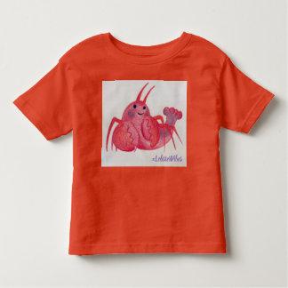 T-shirt de vibraphone de homard