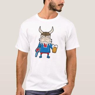 T-shirt de Viking d'islandais