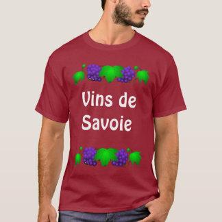 T-shirt de vin - Vin De la Savoie