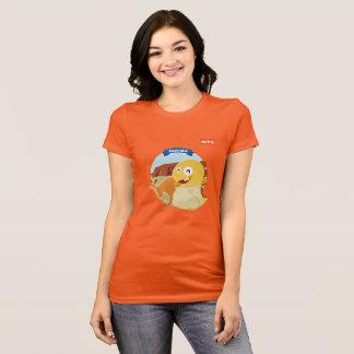 T-shirt de VIPKID Australie (orange)