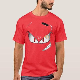 T-shirt de visage de fantôme de boomer