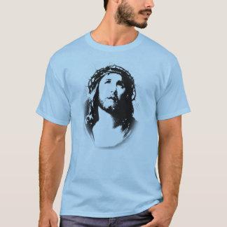 T-shirt de visage de Jésus-Christ