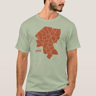 T-shirt de voisinages de Providence