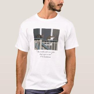 T-shirt de voisins (Wodehouse)