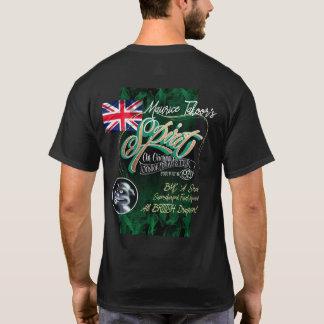 T-shirt de voiture à moteur gonflé de Spirit de