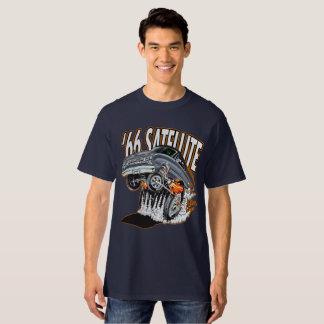 T-shirt de voiture de muscle de 1966 satellites