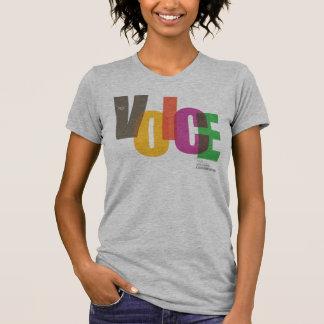 T-shirt de voix de NEC (femelle)