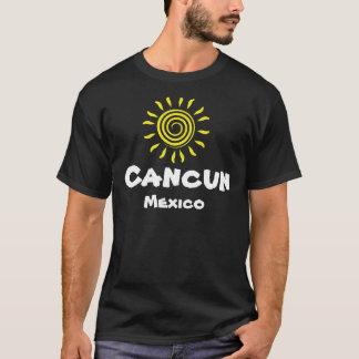 T-shirt de voyage de vacances de Cancun Mexique