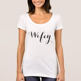 T-shirt de Wifey