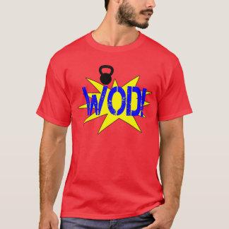 T-shirt de WOD