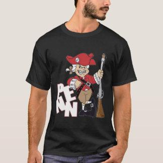 T-shirt de wp 2009 (noir/zèbre)