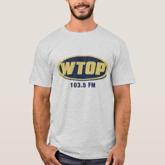 T-shirt de WTOP